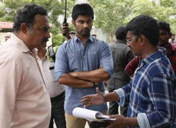 Atharvaa Anupama Movie Shoot To Be Wrapped Soon