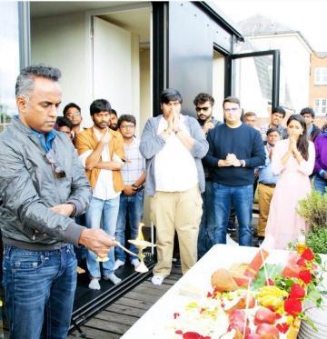 Kalaiyarasan Joju Geroge Joins Shoot Dhanush D40