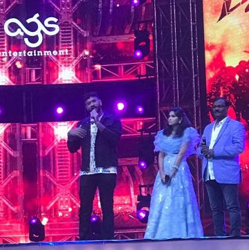 Bigil Audio Launch Lyricist Vivek Speech Verithanam