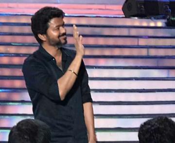 Bigil Audio Launch AR Rahman Speech Verithanam
