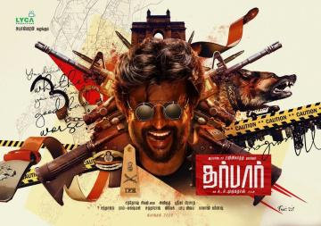Darbar Motion Poster To Be Released On Nov 7th