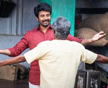 Namma Veettu Pillai 25th Day Sivakarthikeyan Tweet