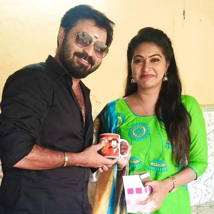 Zee Tamil Nachiyarpuram Serial Shoot Started