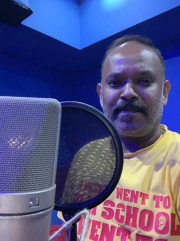 Vani Bhojan Vaibhav Lockup Dubbing Completed