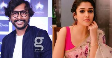 Nayanthara To Act Along RJ Balaji Mookuthi Amman