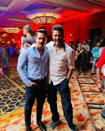 Barath To Play Antagonist in Salman Khan Radhe