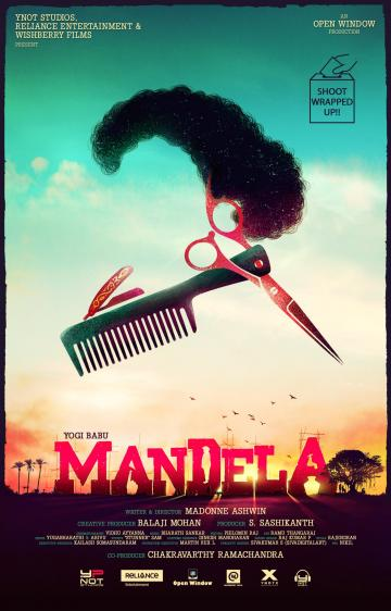 Yogi Babu Mandela Movie Shoot Wrapped Up
