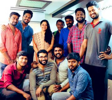 Jyothika Ponmagal Vandhal Shoot Wrapped Suriya