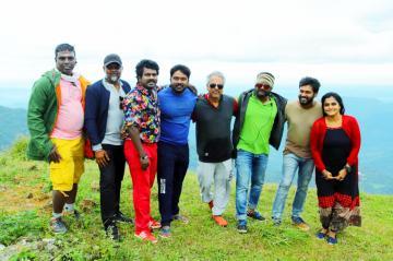 Rio Badri Venkatesh Film Second Schedule Wrapped