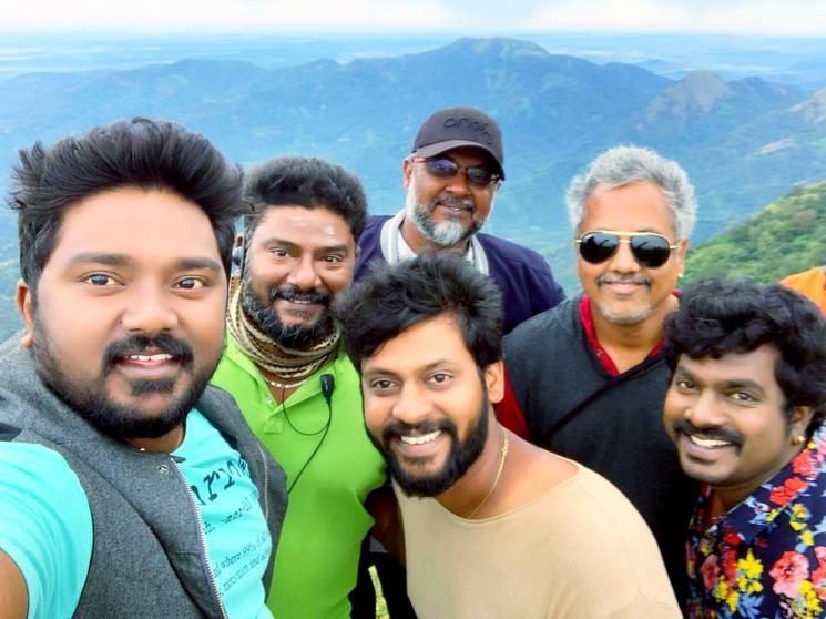 Rio Badri Venkatesh Film Shooting Wrapped Yuvan