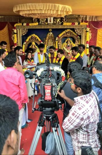 Sivakarthikeyan Doctor Shoot Starts With A Pooja