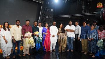 Thalaivar 168 Sathish On Board Rajinikanth Meena