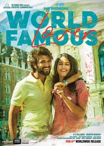 Vijay Devarakonda World Famous Lover New Poster