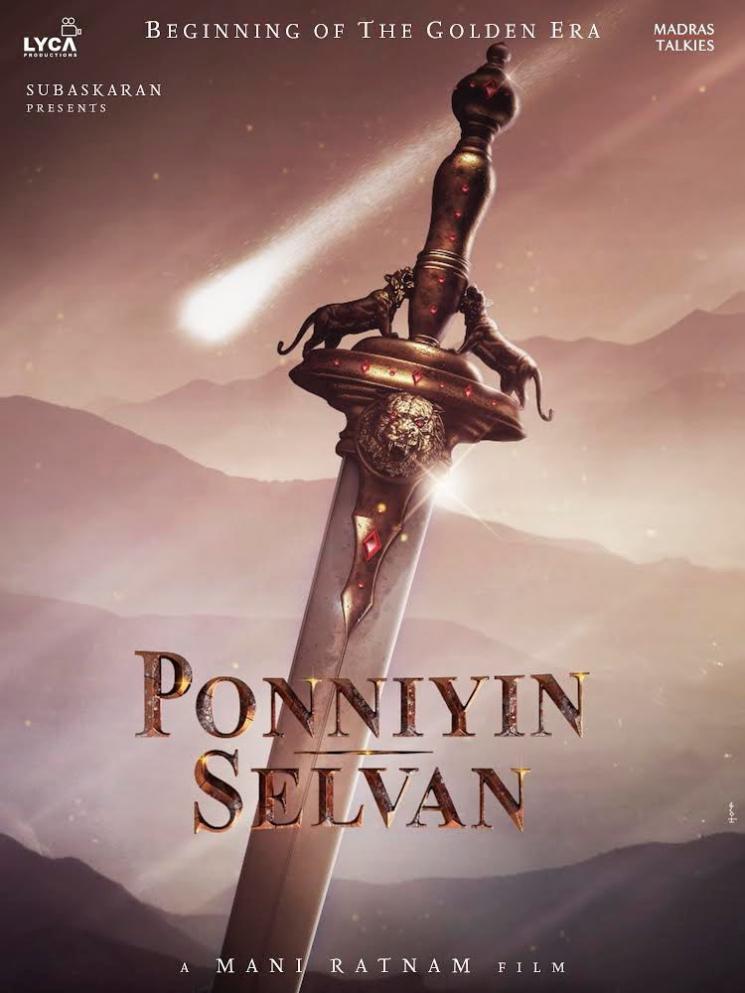 Mani Ratnam Ponniyin Selvan First Schedule Wrapped