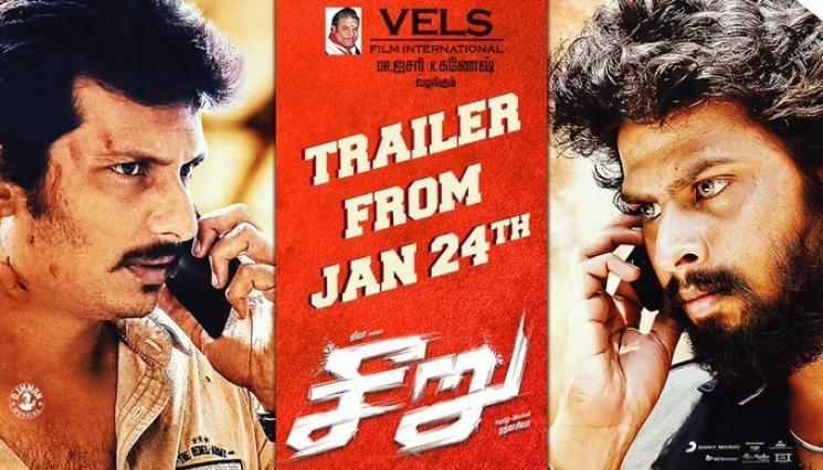 Jiiva Seeru Trailer To Release On February 24th