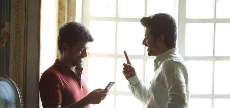 Sivakarthikeyan Birthday Video Doctor Shooting
