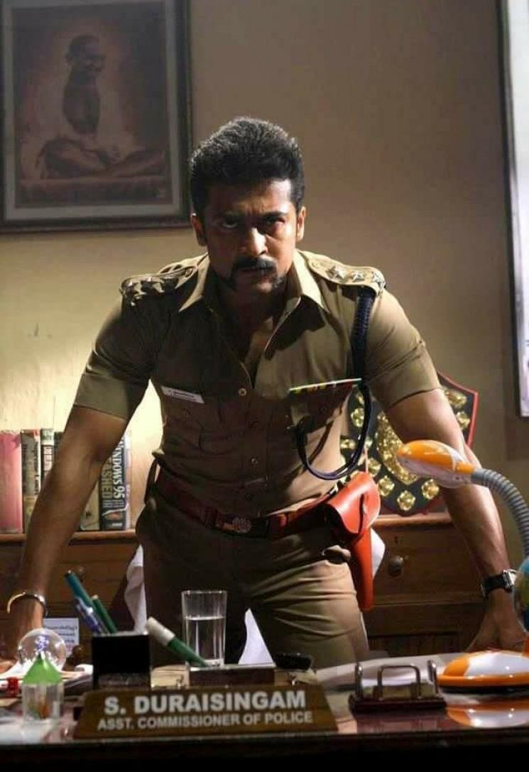 10 Years of Suriya Blockbuster Hit Singam Hari