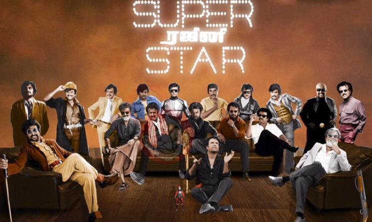 Superstar Rajinikanth Celebrates 45Years in Cinema