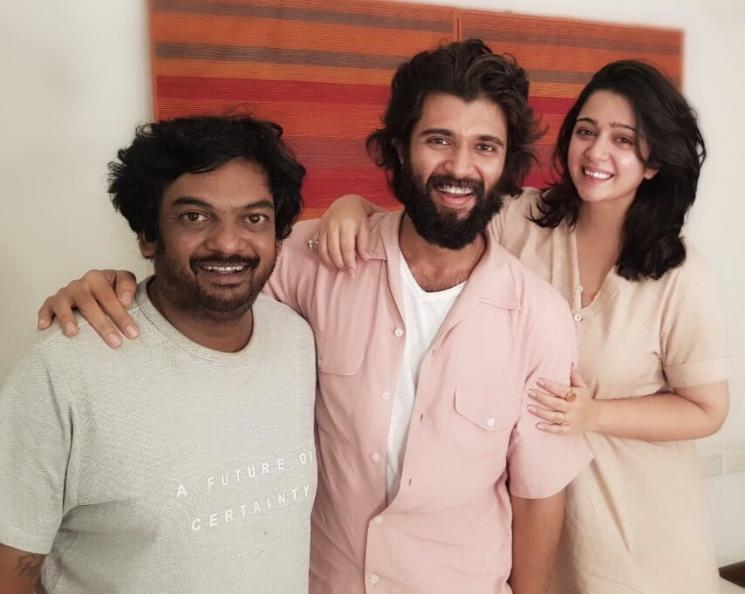 Ramya Krishnan About Vijay Devarakonda Fighter Movie