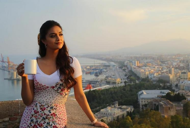 Keerthy Suresh Miss India To Release On Apr 17