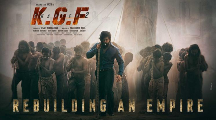 KGF 2 Digital Rights Acquired by Amazon Prime