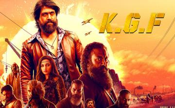 Yash KGF 2 First Look To Release On January 8th