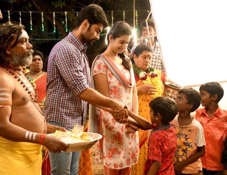 Priya Bhavani Shankar Dubbing Kuruthi Aattam