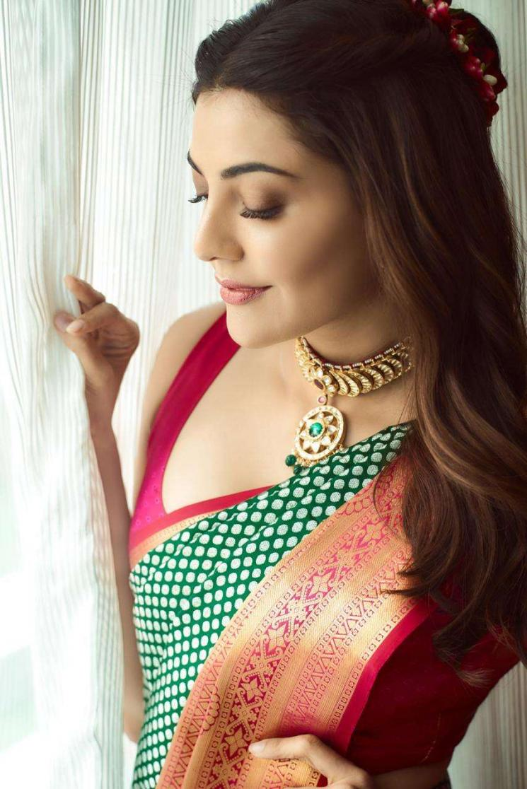 Kajal Aggarwal Donates To Corona Relief Fund