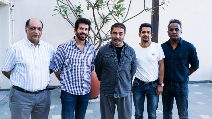 Kamal To Release Jiiva 83