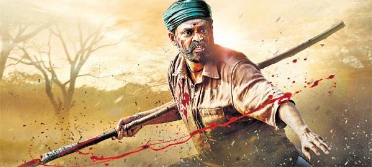 Asuran Telugu Remake Narappa Priyamani Look