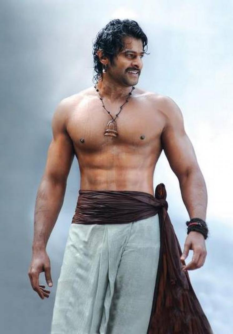 Prabhas becomes most followed South actor in FB