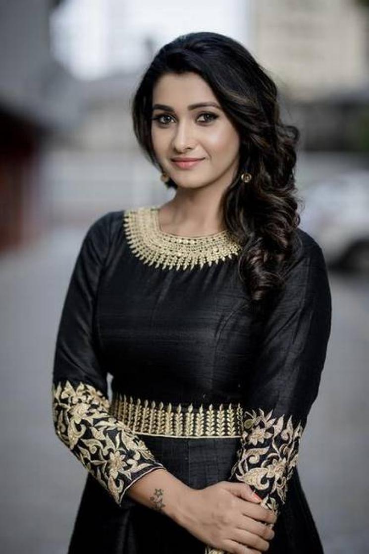 Priya Bhavani Shankar Playing Video Game