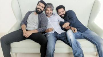 RRR Jr NTR Pair and Villains Revealed Ram charan