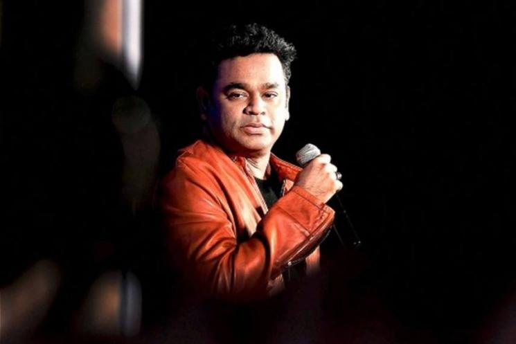 AR Rahman Advises People To Stay Positive Corona