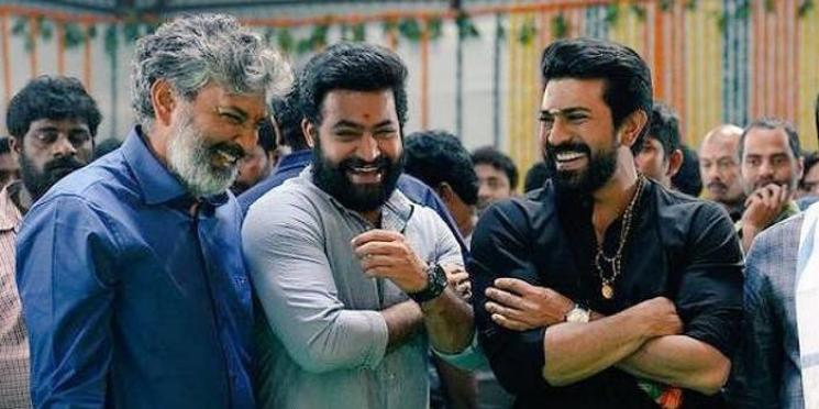 Ram Charan Jr NTR Rajamouli RRR Postponed Oct