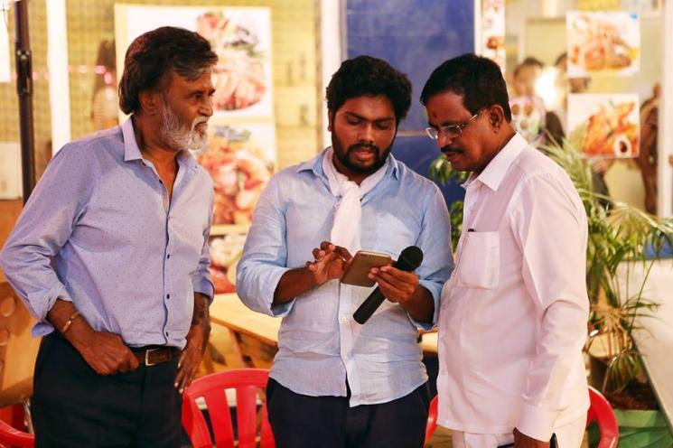 Director Ranjith Celebrates New Year Differently