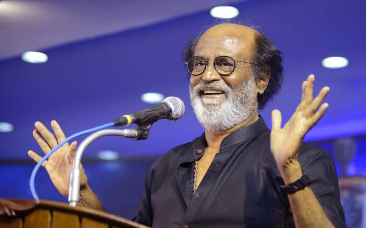 Rajinikanth Requests Fans To Stay Safe From Corona