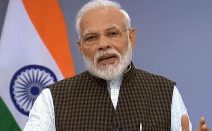 Velaikkaran climax happens in reallife Modi speech
