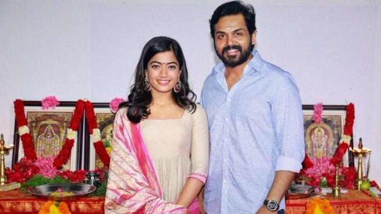 Rashmika Mandanna About Sulthan Release