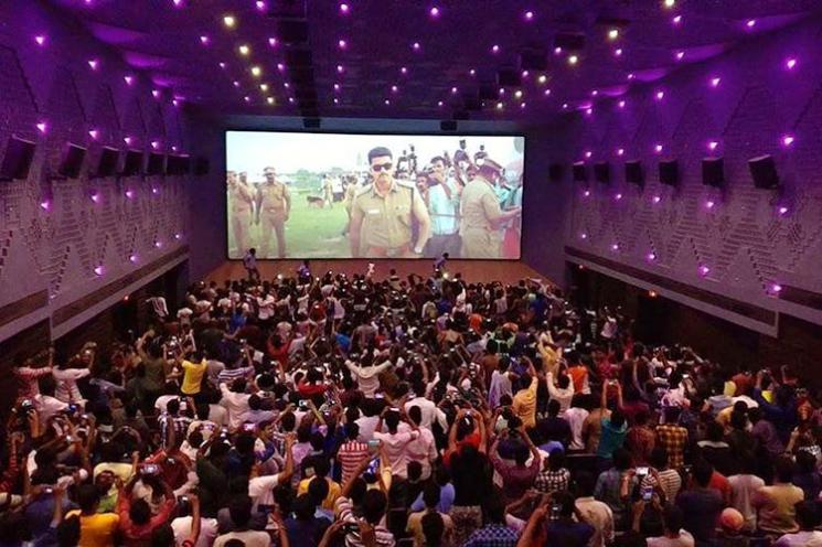 Theatres To Open Soon in Tamilnadu Latest GO