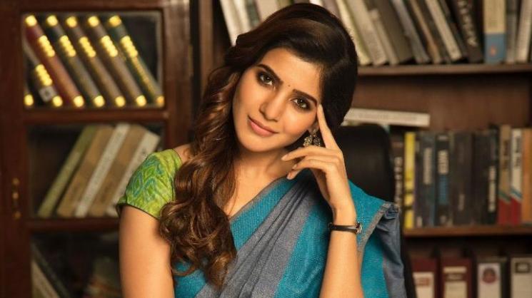 Samantha To Replace Anushka in Nagarathnamma