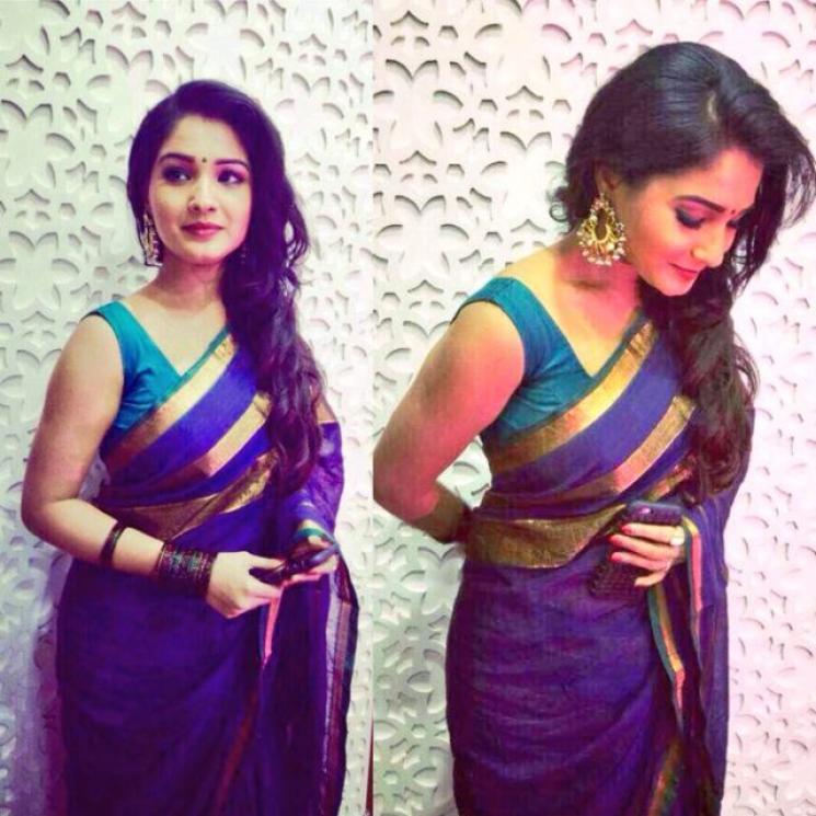 Sharanya Turadi About Her Social Distancing Dress