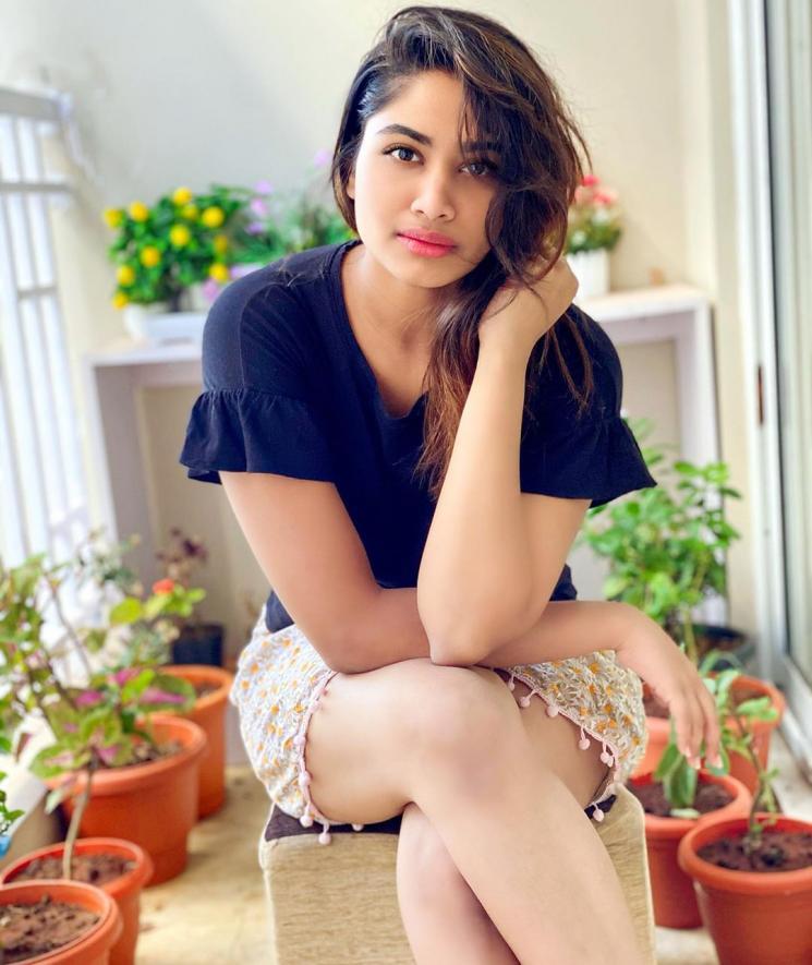 Shivani Narayanan Says Fall in Love With Yourself