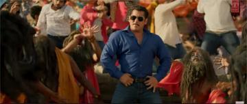 Hud Hud Video Dabangg 3 Salman Khan Sonakshi