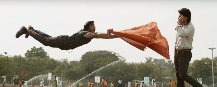 Allu Arjun Opening Fight Ala Vaikunthapurramloo