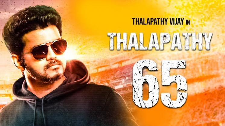 Thalapathy 65 Announcement on Master Audio Launch