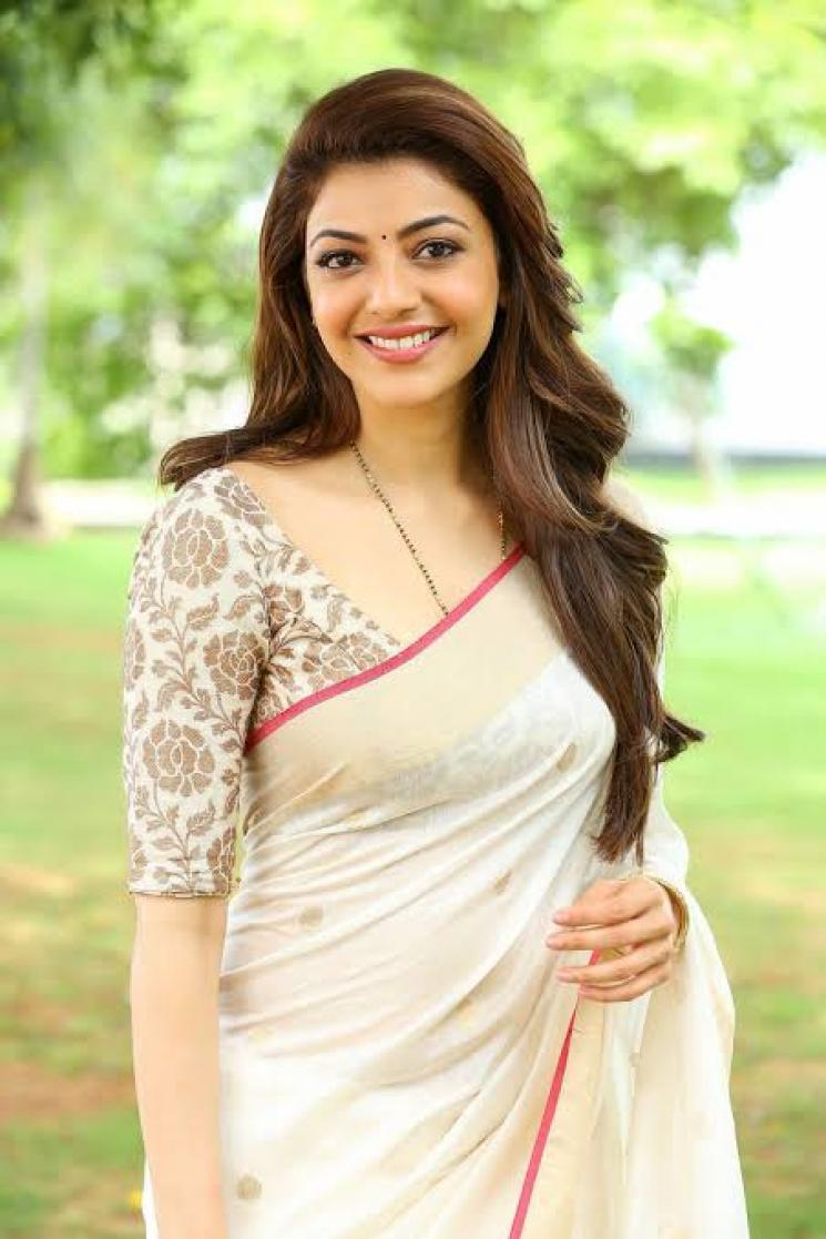Kajal Aggarwal Viral Pictures From Her Holiday