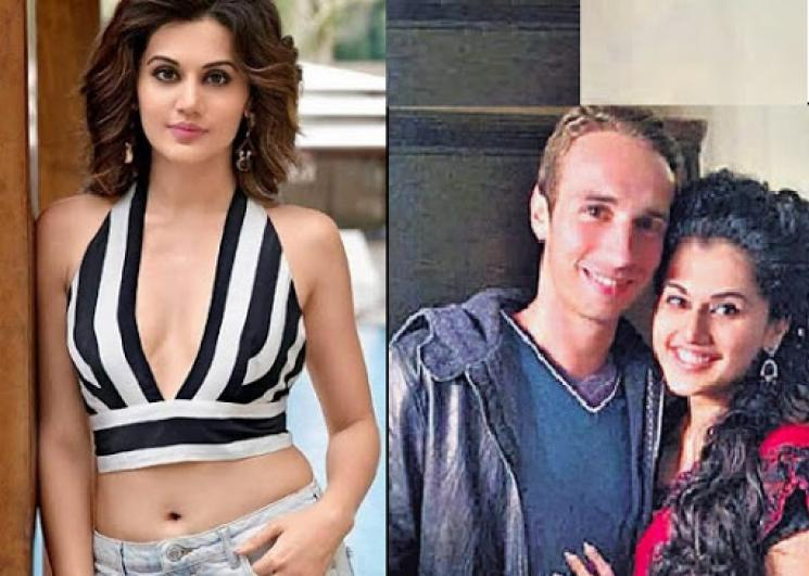 Taapsee Pannu Opens Up About Her Relationship