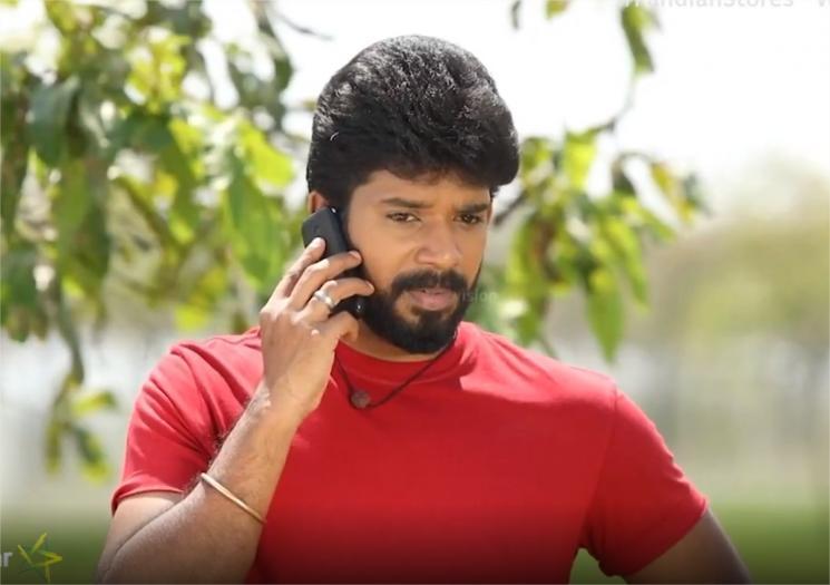 Pandian Stores Kathir Mullai Romance Over Phone