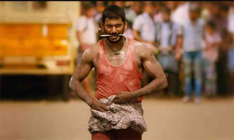 Vishal To Team Up With Marudhu Director Muttaiah
